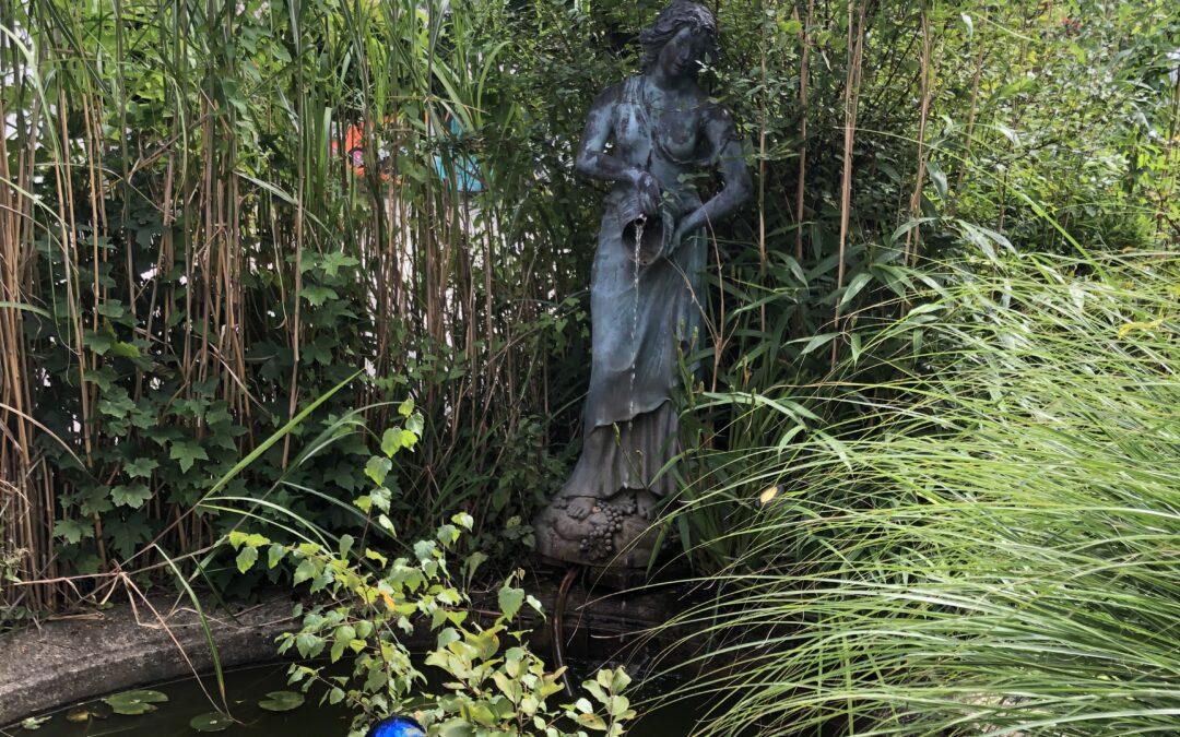 Gärten gibt es überall zu entdecken!